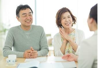 リフォーム工事瑕疵保険に加入した事業者さんに安心する住人