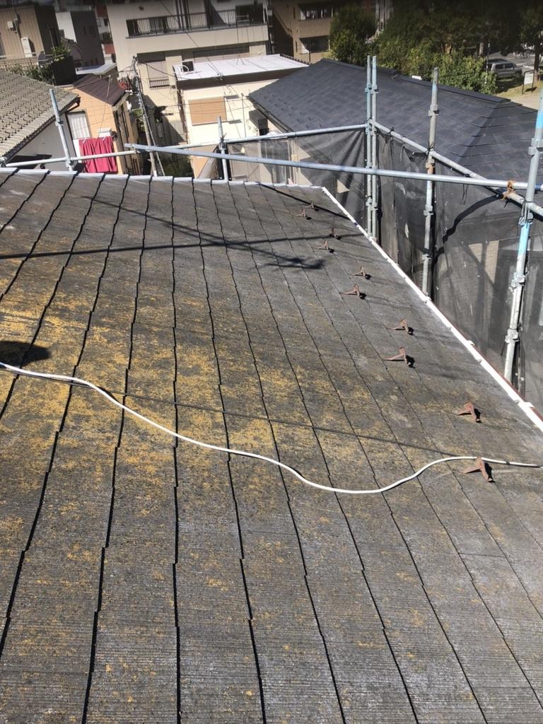 久喜市/コロニアルからガルバニウム鋼板へ屋根の葺き替えをしました