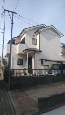 蓮田市屋根外壁塗装