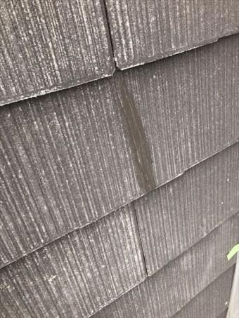 屋根コーキング補修後