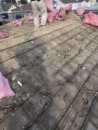 立川市屋根葺き替え