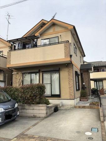 加須市外壁屋根塗装