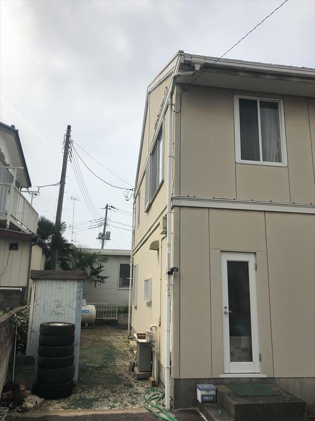 アパート屋根外壁塗装