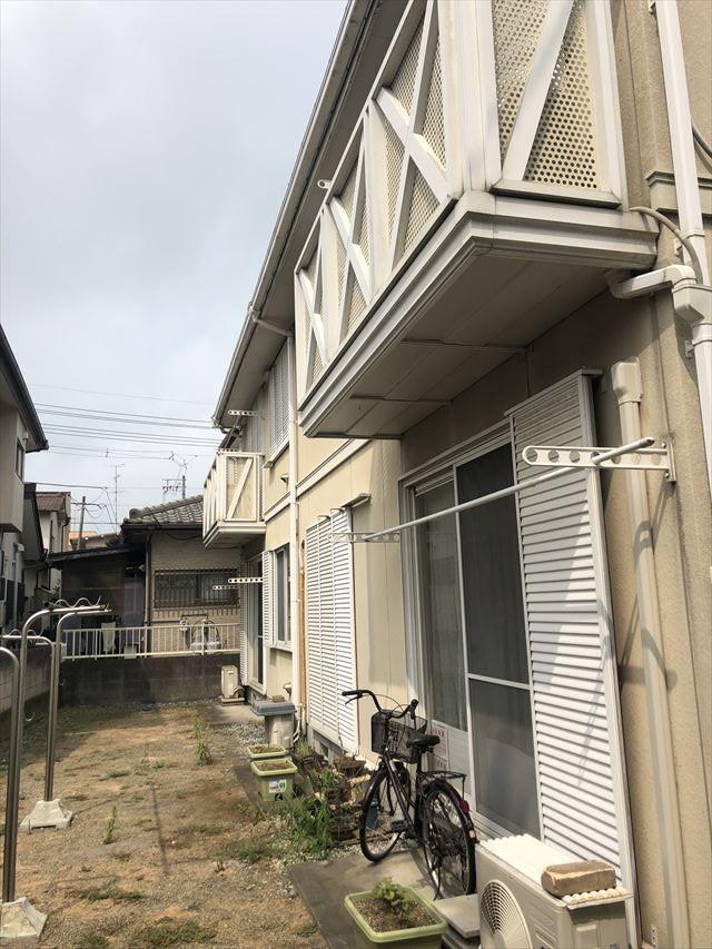 アパート外壁屋根塗装