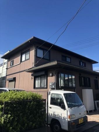 杉戸高野台が外壁屋根塗装